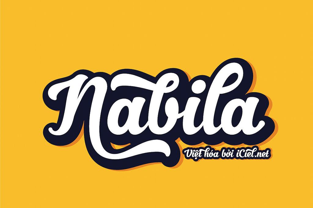 Font-việt-hóa-Nabila