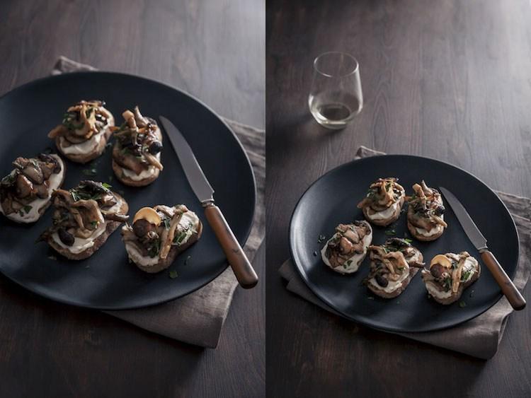 cách chụp ảnh thức ăn đẹp