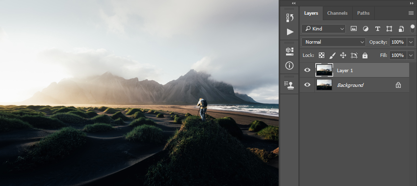 hướng dẫn làm sáng ảnh bằng photoshop