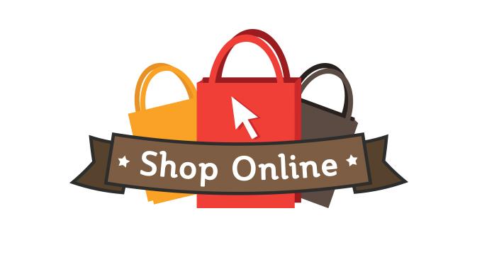 thiết kế logo nhận dạng thương hiệu cho shop online